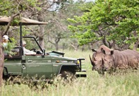 Rhino River Lodge – Hluhluwe Big 5 Game Reserve