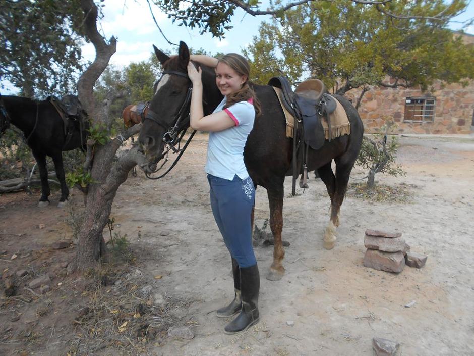 horseback safari south africa