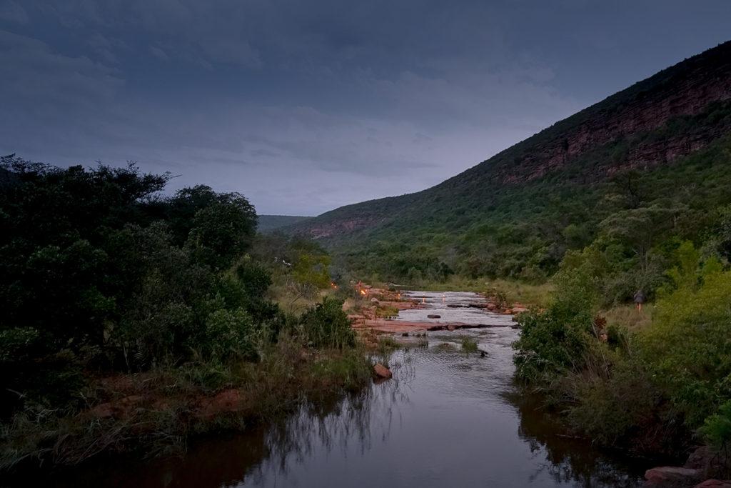 Waterberg bush camping